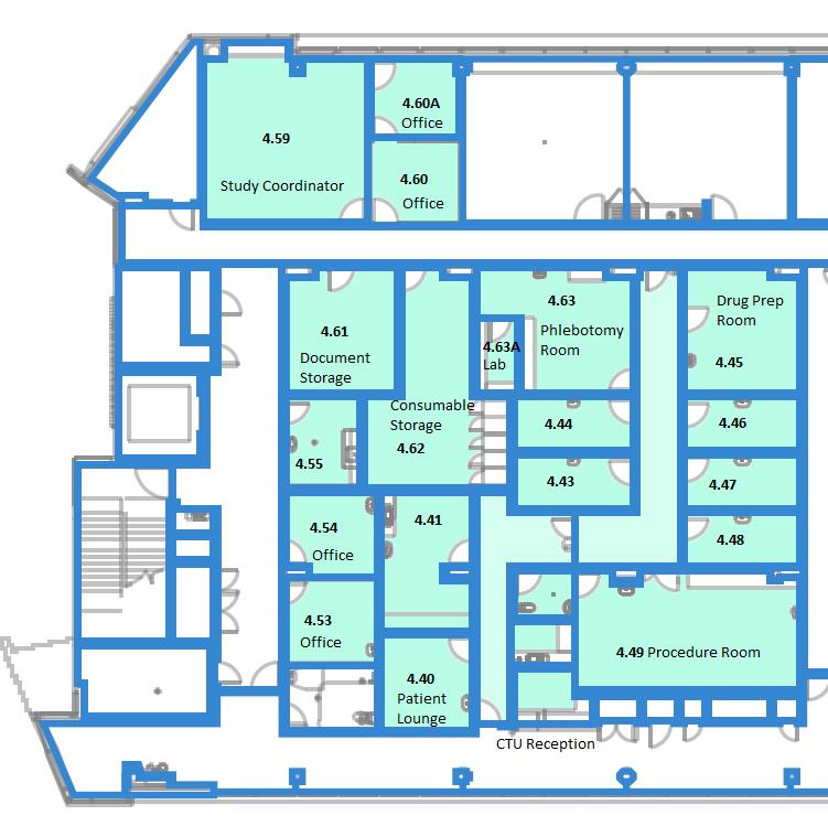 CTU Floorplan
